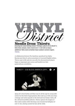 Vinyl District USA - Review