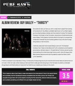 Pure Rawk Magazine - Review