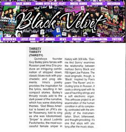 Black Velvet Magazine - Review