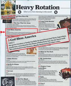Classic Rock - Heavy Rotation List