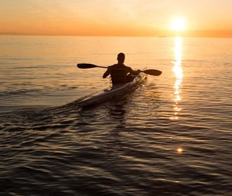 Sunset Paddle Safari