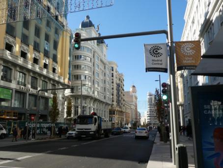 El Ayuntamiento de Madrid subvencionará la renovación de los camiones y furgonetas más contaminantes