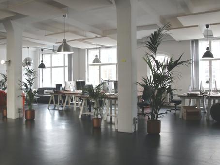El alquiler de oficinas se hunde