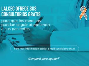 Solidarios con los médicos