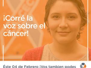 Día Mundial Contra el Cáncer y una forma de hacer la diferencia junto a LALCEC