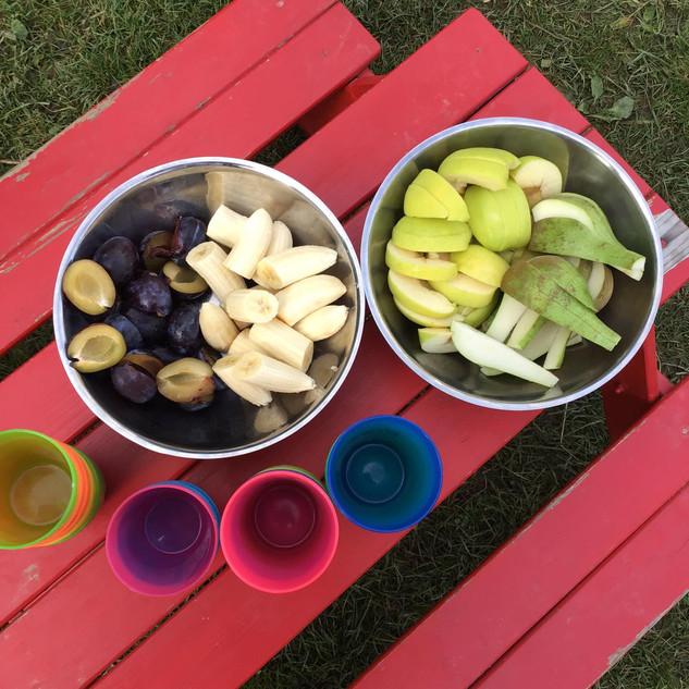 Fruktstund