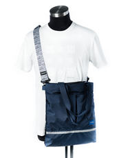 AIR DAY TOTE (S) NAVYBLUE