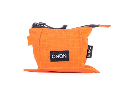 AIR 3-in-1 STANDABLE POUCH / ORANGE