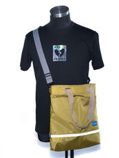 AIR DAY TOTE (S) YELLOW