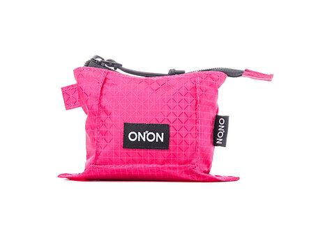 AIR 3-in-1 STANDABLE POUCH / BRIGHT PINK