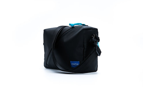 ONNON@ CURVE Premium Crossover Body Bag - BLACK