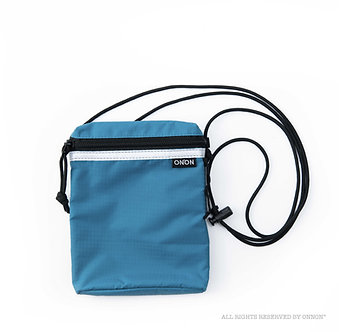 3-WAY RFID RIPSTOP POUCH - OCEAN BLUE