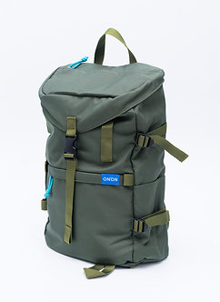 """ADV"" STREET BACKPACK/ MILITARY GREEN"