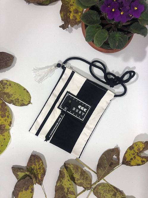 Pamuklu Best Tasarımlı Mini Çanta