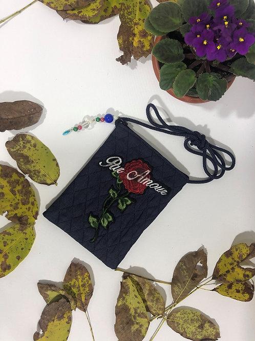 Mini Özel Tasarımlı Telefonluk Çanta