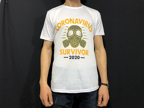 Coronavirus Survivor T-Shirt