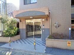 三愛シティライフ和白マリンビュー501号_入口