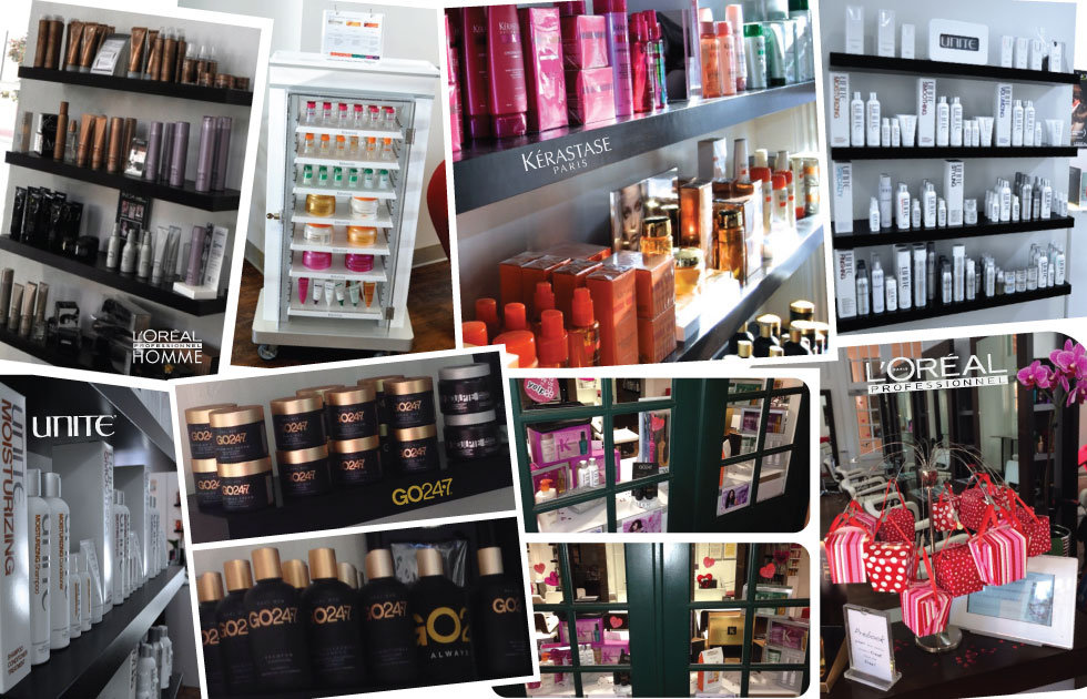 Hair Products at JoLsalon