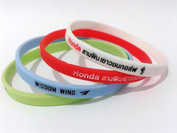 ริสแบนด์เส้นเล็กThin wristband