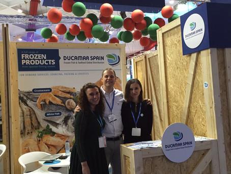 Ducamar Spain at Seafood Expo Brussels 2016