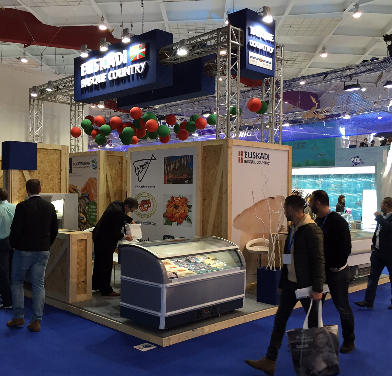 Seafood Expo Global Brussels 16
