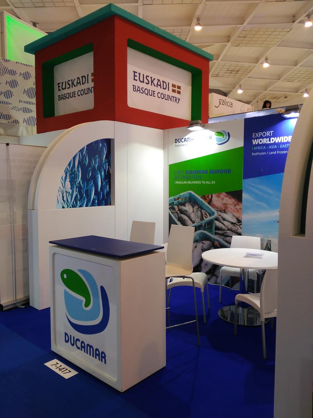 Seafood Expo Global Brussels 2018 | Ducamar