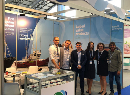 Ducamar Spain at Conxemar Seafood Show 2018