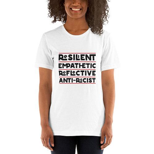 Resilient, Empathetic, Anti-Racist