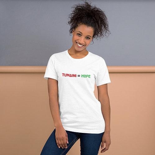 Tumaini Means Hope Tee