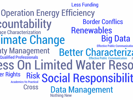 Compelling Questions for the Future of Water Resource Management