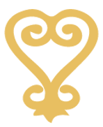 SANKOFA HEART LOGO - Golden Small-01.png
