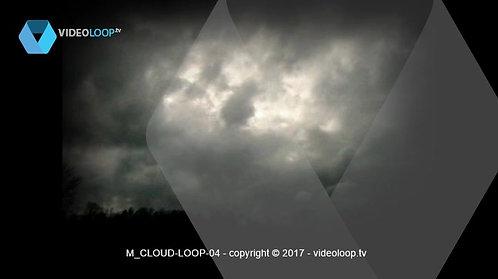 VideoLoop.tv | Clouds loop animation