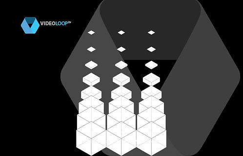 VideoLoop.tv | Tileable animated pattern