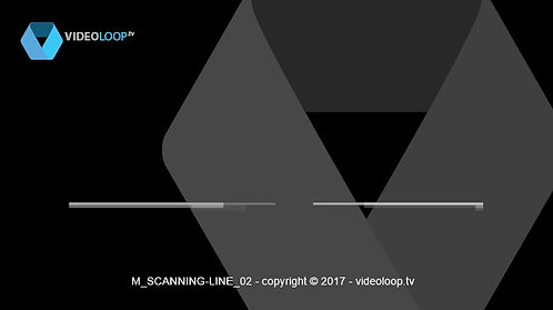 VideoLoop.tv | Horizontal lines animation