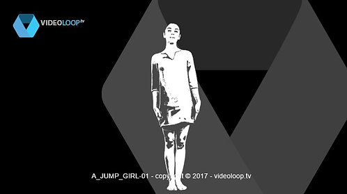 VideoLoop.tv | Girl jumping