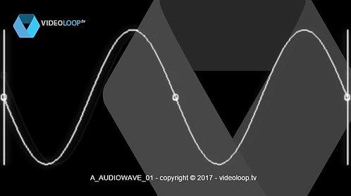 VideoLoop.tv | Audio wave