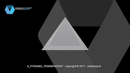 VideoLoop.tv   A rotating pyramid