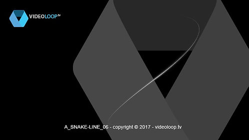 VideoLoop.tv | A curved path animation