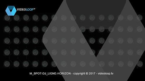 VideoLoop.tv | Spots lights horizontal