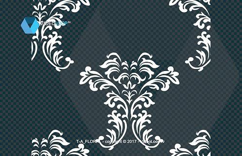 VideoLoop.tv | Tileable seamless animated pattern