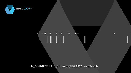VideoLoop.tv | Horizontal shapes animation