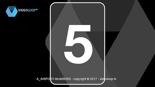 VideoLoop.tv | Flip flap number