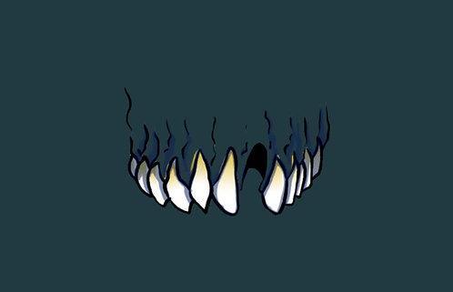 Videoloop.tv | Halloween | Tooth | Skull