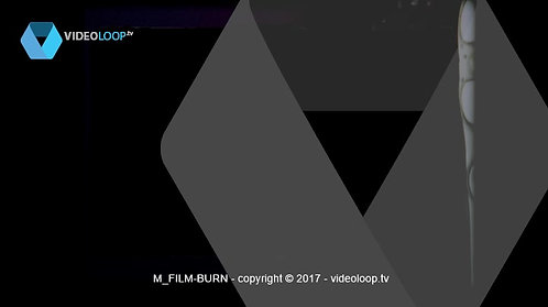 VideoLoop.tv | A film burns