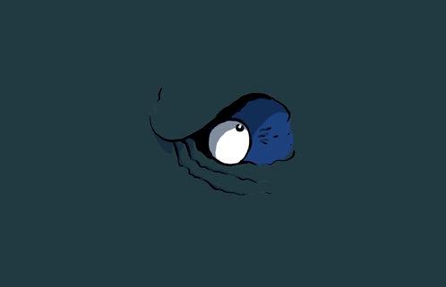 Videoloop.tv | Halloween | Witch | Left eye