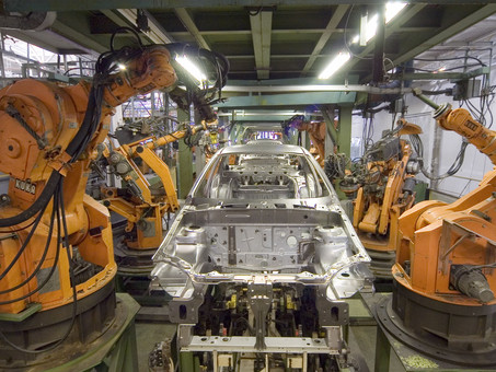 Robots don't steal jobs finds research on the Japanese economy