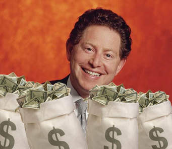 Activision boss gives himself $200m bonus while laying off staff