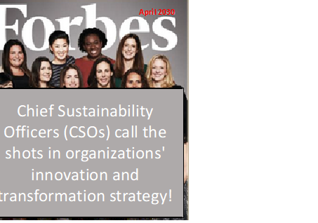 Sustainability! Company change may be very different from what we expect today.