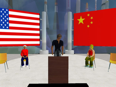 Will climate change represent the new battleground between the US and China?