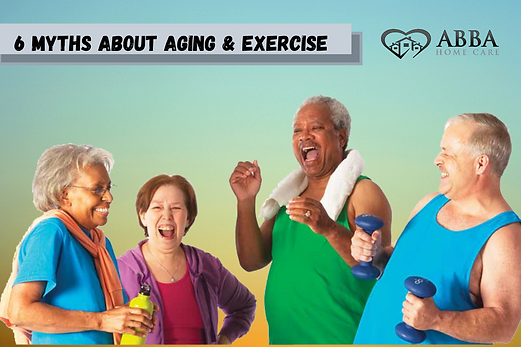 6 ABOUT AGING & EXERCISE